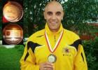 Klementjevs izcīnījis divas zelta medaļas PČ veterāniem