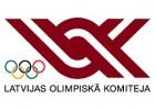 """Sponsors: """"Latvijas Olimpiskā komiteja"""""""