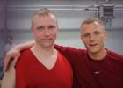 """Nacionālo Bruņoto spēku komanda uzvar """"Ventspils naftas"""" skvoša turnīrā"""