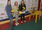 Latvijas čempioni skvošā - Pāvulāns un Lulle
