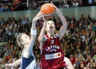 Visi gatavi lielajai Latvijas - Krievijas spēlei