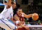 Blūma un Pārkera divkaujā Latvija uzvar puslaiku, tomēr beigās zaudē Francijai