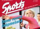 """Lasi žurnāla """"Sports"""" jaunāko numuru internetā"""