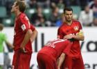 """Vēl viena Bundeslīgas favorīte bez uzvaras - """"Bayer"""" 1:4 Volfsburgā"""