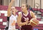 Aleksas Gulbes tālmetiens izrauj Latvijai uzvaru pār Lietuvu