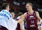 Tiešraide: Latvija - Ukraina (spēle noslēgusies 74:75)