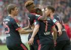 """Rudņevs ārpus pieteikuma; """"Bayern"""" turpina tuvoties titulam"""