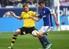 """Dortmundei neizšķirts derbijā, starpība līdz """"Bayern"""" pieaug"""