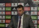 """Video: Dobrecovs: """"Īsto izskatu futbolam piešķir spēlēšana uz zālāja"""""""