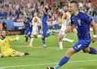 Horvātija izrauj dramatisku uzvaru pret Spāniju