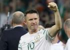 Īrijas rekordists Robijs Kīns pēc 18 gadu karjeras aizies no izlases