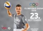 """Piektdien vairāk nekā 500 vietās notiks """"Olimpiskās dienas 2016"""" pasākumi"""