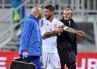 Ramoss Albānijā gūtās traumas dēļ nevarēs spēlēt pusotru mēnesi