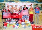 """Klāt """"ELKOR Sport pludmales volejbola līgas"""" ceturtā sezona"""
