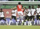 Ēģiptei minimāla uzvara pret Ganu, ĀNK zināmi ceturtdaļfināla pāri