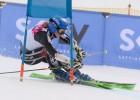 Ž.Gedra un L.Gasūna uzvar Latvijas kausā milzu slalomā