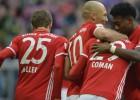 """Rudņevs atgriežas pieteikumā; """"Bayern"""" grauj ar 8:0"""