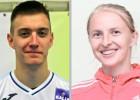 My Floorball mēneša labākie - Z.Bankava un G.Lauga