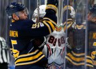 "NHL bargi soda Bufalo ""Sabres"" aizsardzības līderi Ristolainenu"