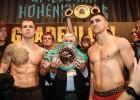 Nozīmīgākā cīņa Latvijas boksa vēsturē: Briedis pret Huku