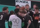 "Video: ""Ogres Vilki"" izcīna 1. līgas bronzas godalgas"
