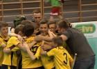 Video: Kuldīgas novada sporta skolas komanda - U13 2. divīzijas bronzas medaļnieki