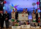 Latvijai uzvara pasaules čempionātā U21 Standartdejās Salaspilī