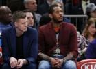 """Žurnālists: """"Jaunības naivumā Porziņģis neņem vērā NBA politisko realitāti"""""""