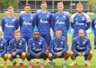 """Cigaņikam divi vārti Vācijā, """"Schalke 04"""" otrajai komandai uzvara ar 6:0"""