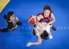 Strautmane izcaurumo tīkliņu, Latvijai pirmā uzvara Pasaules U19 kausā
