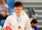 Galaktionovam bronza Eiropas jaunatnes olimpiādē