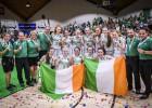 <i>Ķeltu tīģera</i> lēciens: Īrijas komanda pirmo reizi iekļūst A divīzijā