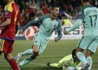 Portugālei grūta uzvara pār Andoru, Nīderlande, visticamāk, nebrauks uz PK