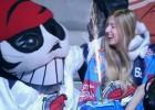 Video: Pēc latvieša vārtiem nodziest gaisma un sumina pretinieku komandas fani
