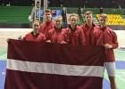 Pasaules čempionātā badmintonā junioru komandām Latvija izcīna 32. vietu
