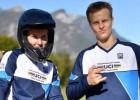 Trīs Latvijas BMX sportisti sekmīgi aizvadījuši UCI talantu nometnes testus
