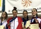 Video: J. Tarvida saņem bronzas medaļu Eiropas junioru čempionātā