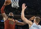 """Porziņģim un """"Knicks"""" smaga vilšanās - Džeimss beigās atņem Ņujorkai drošu uzvaru"""
