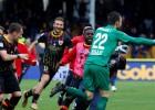 """Vārtsargs iesit pret """"Milan"""" un sarūpē """"Benevento"""" pirmo punktu A Sērijas vēsturē"""
