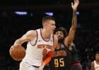 """Porziņģim un """"Knicks"""" šovakar mačs pret NBA pēdējās vietas īpašnieci"""