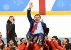 Znaroks piekrīt strādāt par Krievijas izlases konsultantu līdz 31. maijam