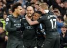 """Silvas divi vārti nokārto """"City"""" uzvaru un 16 punktu pārsvaru pār """"United"""""""