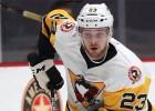 """Bļugera piespēle neglābj """"Penguins"""" no zaudējuma AHL spēlē"""