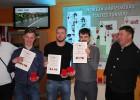 """""""Dinamo-2"""" izcīna bronzu... zolītē"""