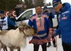 Video: Phjončhanas trīskārtējais čempions dāvanā saņem dzīvnieku