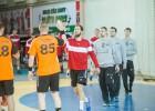 Handbola izlasei kvalifikācijā pretiniekos Slovēnija, Nīderlande un Igaunija