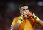 """Karjeras pēdējo spēli aizvadījis ilggadējais Brazīlijas izlases un """"Inter"""" vārtsargs Sezars"""