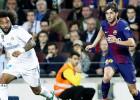 """Barcelona"""" spēlētājam Serži Roberto četru spēļu diskvalifikācija par sitienu Marselu"""