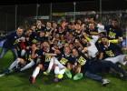 """Slavenā """"Parma"""" trīs sezonu laikā no 4. līgas atgriežas A sērijā"""
