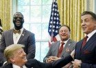Fjūrijs aicina Trampu uz savu atgriešanās cīņu